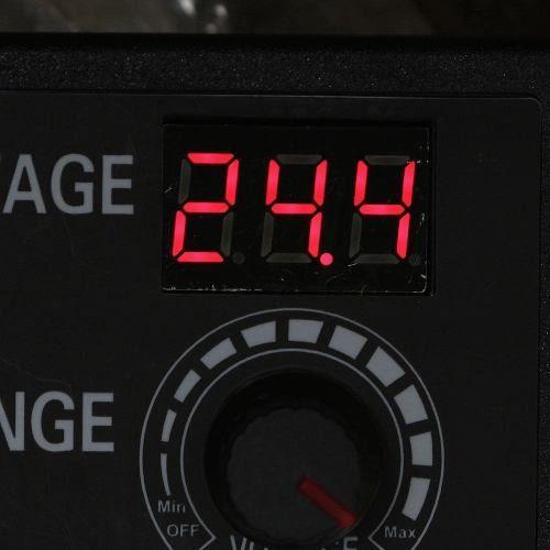 Fonte Adaptador Com Regulagem Display Digital Dc 9 A 24v