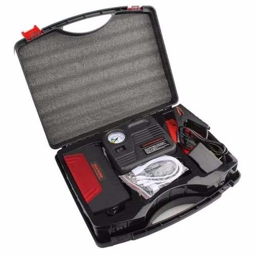 Auxiliar Partida Carregador Notebook Celular Compressor Ar