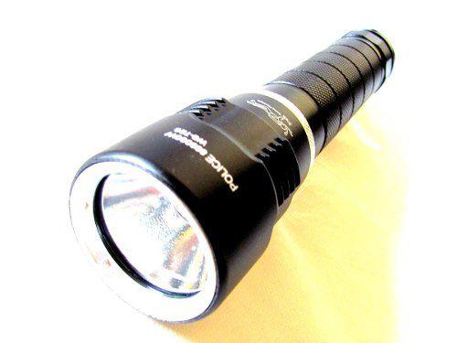 Lanterna Mergulho Profissional Led Cree Usa Xm T6 + Forte