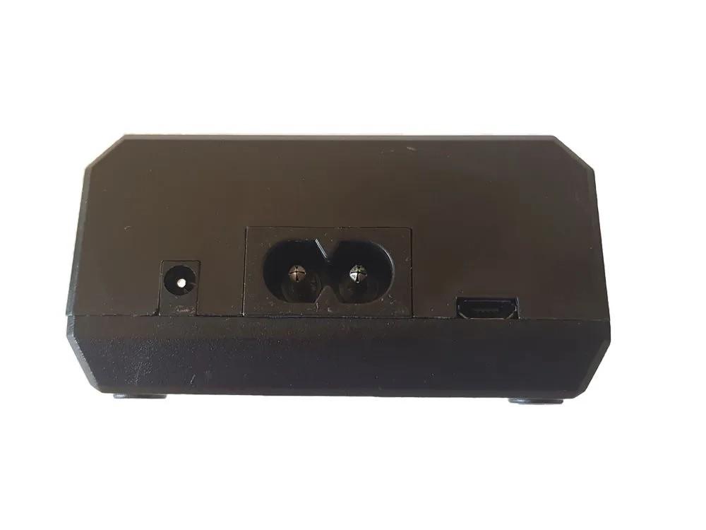 Carregador +2 Baterias 26650 12000mAh 4.2v com saida USB