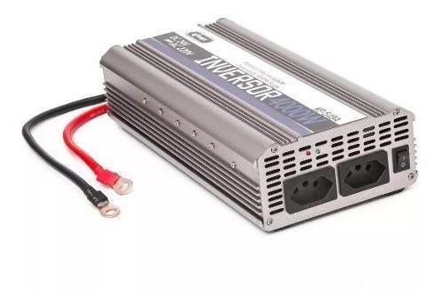 Inversor De Tensão 24v 220v 4000w Knup Kp548a Transformador