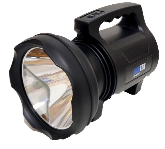 Lanterna Holofote Alta Potencia Led T6 50w Alcance 500Metros