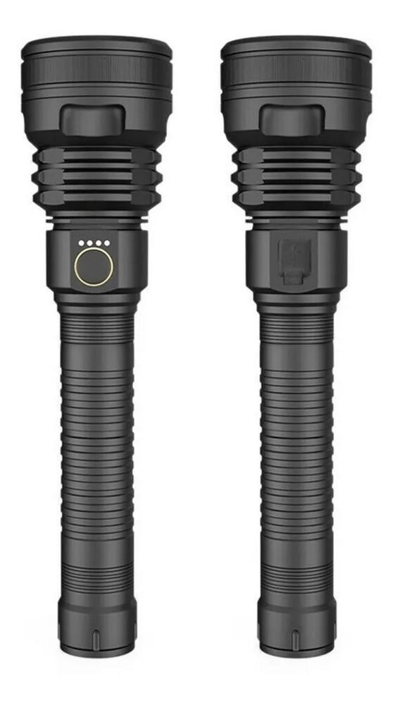 Lanterna Led Xhp70 Lançamento 2020 Tática Ultra potente