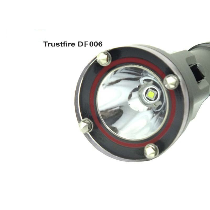 Lanterna mergulho trustfire Led XM-L2 profissional