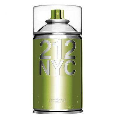 212 NYC Seductive Carolina Herrera - Body Spray Feminino 250ml