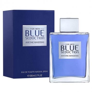 Blue Seduction Antonio Banderas - Perfume Masculino Eau de Toilette 200ml