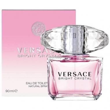 Bright Crystal Versace  - Perfume Feminino Eau de Toilette 90ml