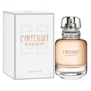L interdit Givenchy - Perfume Feminino Eau de Toilette 80ml