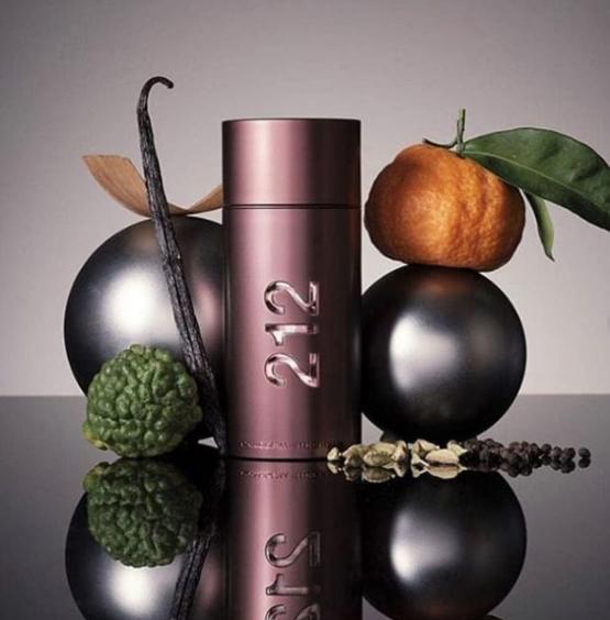 212 Sexy Men Carolina Herrera - Perfume Eau de Toilette Masculino 50ml