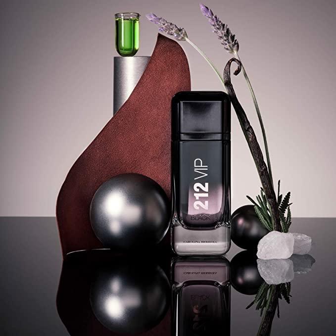 212 VIP Black Carolina Herrera - Perfume Masculino Eau de Parfum 100ml