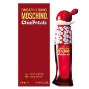 Chic Petals Moschino - Perfume Feminino Eau de Toilette 30ml