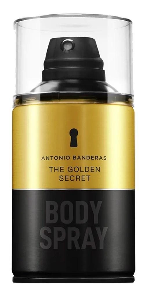 The Golden Secret Antonio Banderas - Body Spray 250ml