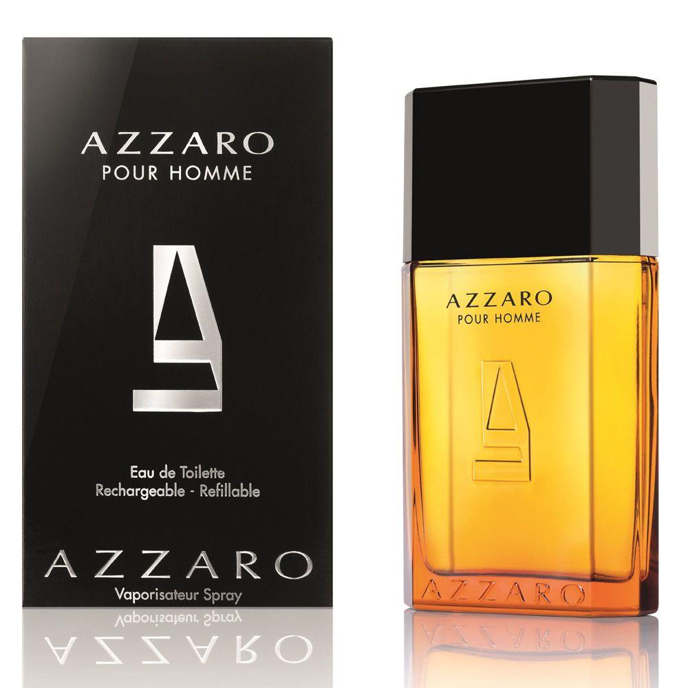 Azzaro Pour Homme Masculino Eau de Toilette 30ml