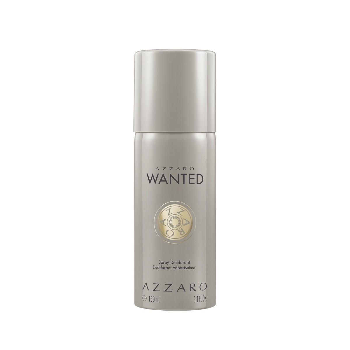 Wanted Azzaro - Desodorante Masculino - 150ml