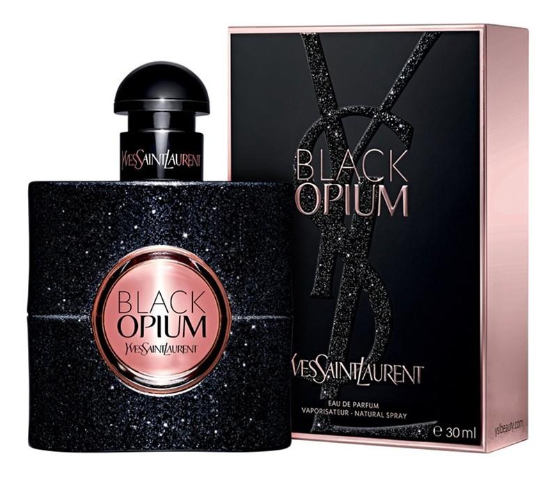 Black Opium Yves Saint Lauren - Perfume Feminino Eau de Parfum 30ml