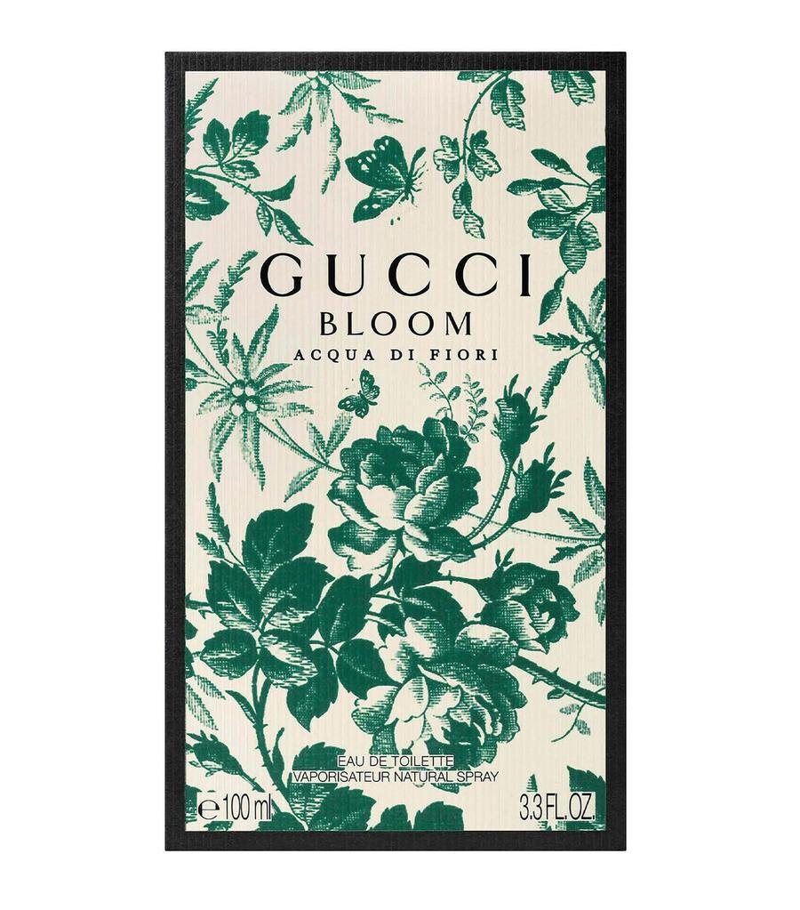 Bloom Acqua Di Fiori Gucci - Perfume Feminino Eau de Toilette 100ml