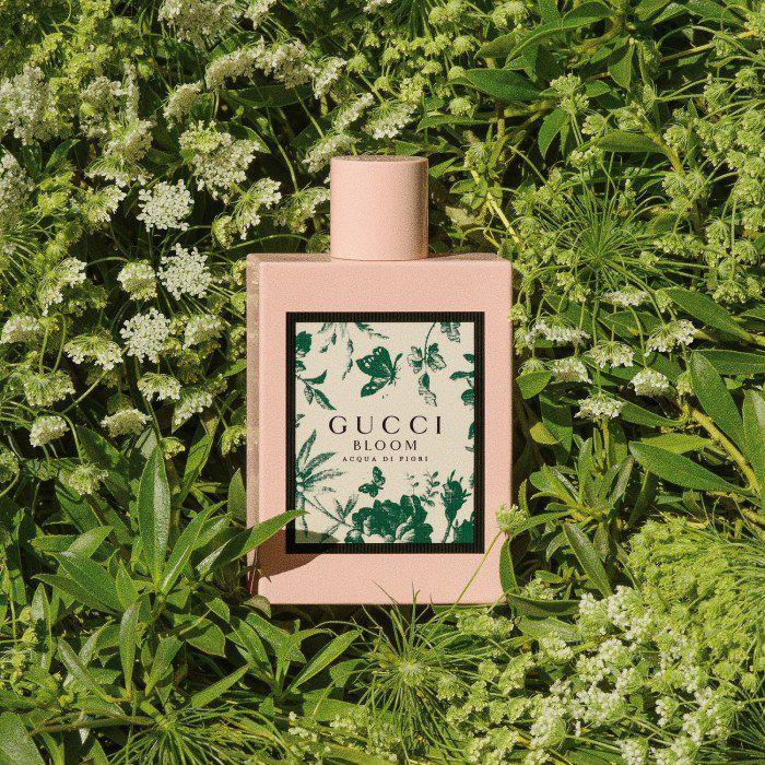 Bloom Acqua Di Fiori Gucci - Perfume Feminino Eau de Toilette 50ml