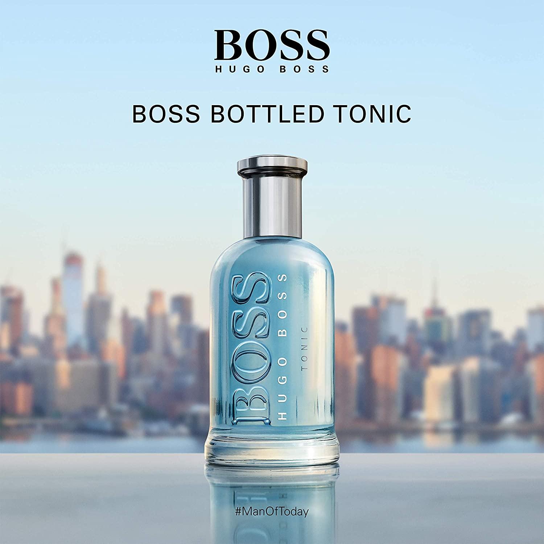 Boss Bottled Tonic Hugo Boss - Perfume Masculino Eau de Toilette 100ml