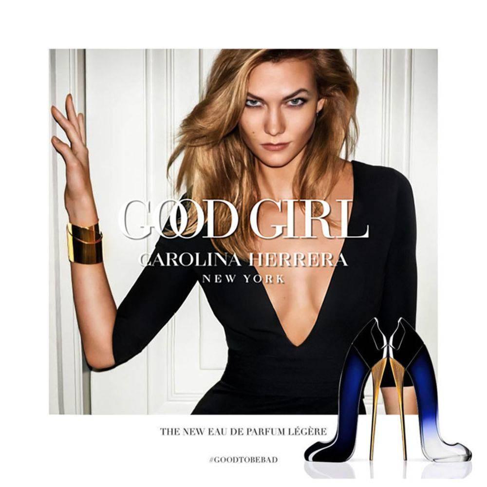 Good Girl Légère Carolina Herrera - Perfume Feminino Eau de Parfum 80ml