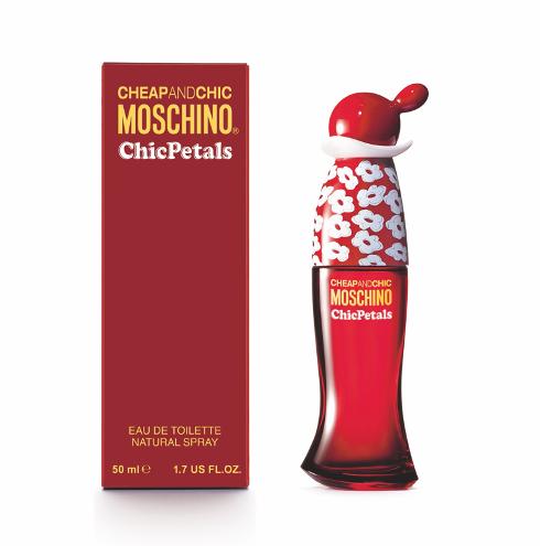 Chic Petals Moschino - Perfume Feminino Eau de Toilette 50ml
