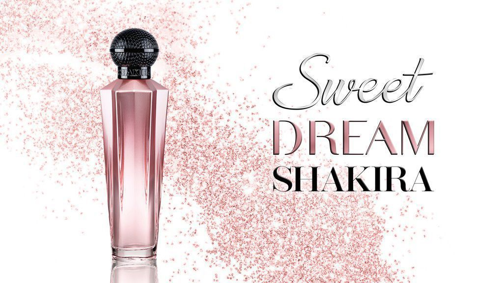Sweet Dream Shakira - Perfume feminino Eau de Toilette 80ml
