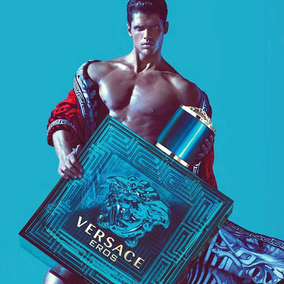 Versace Eros - Perfume Eau de Toilette Masculino 100ml