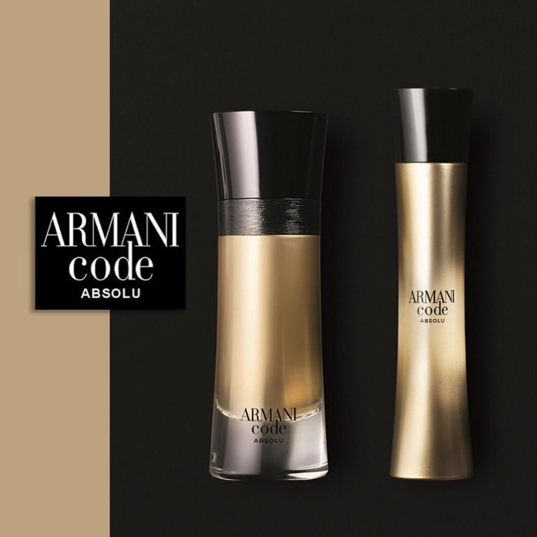Code Absolu Giorgio Armani - Perfume Masculino Parfum 110ml
