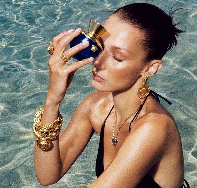 Dylan Blue Pour Femme Versace - Perfume Eau de Parfum Feminino 30ml