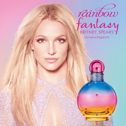 Fantasy Rainbow Britney Spears - Perfume Eau de Toilette Feminino 100ml