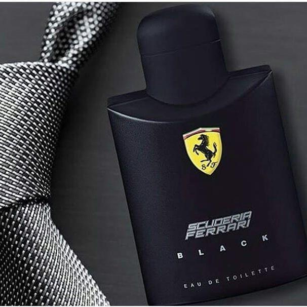 Ferrari Black - Perfume Masculino Eau de Toilette 125ml
