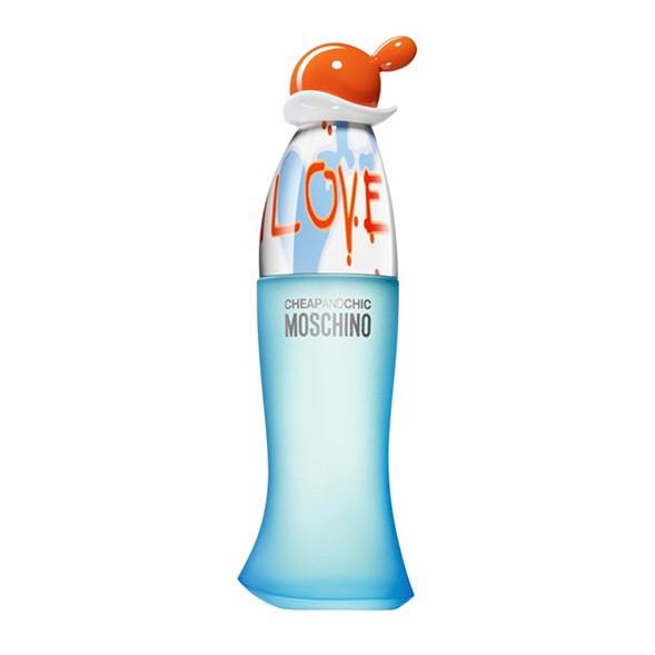 I Love Love Cheap & Chic Moschino - Perfume Feminino Eau de Toilette 50ml
