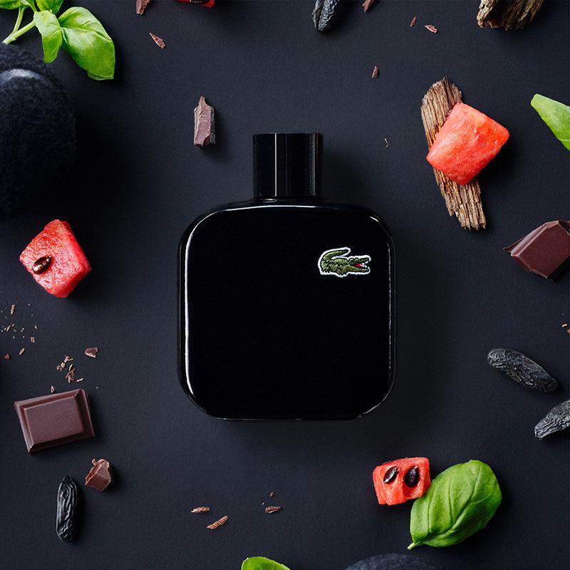L12.12 Noir Lacoste - Perfume Masculino Edt 100ml