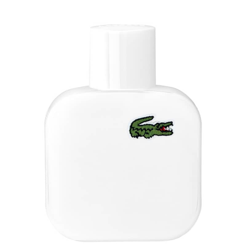 L.12.12 Blanc Lacoste - Perfume Masculino Eau de Toilette 100ml