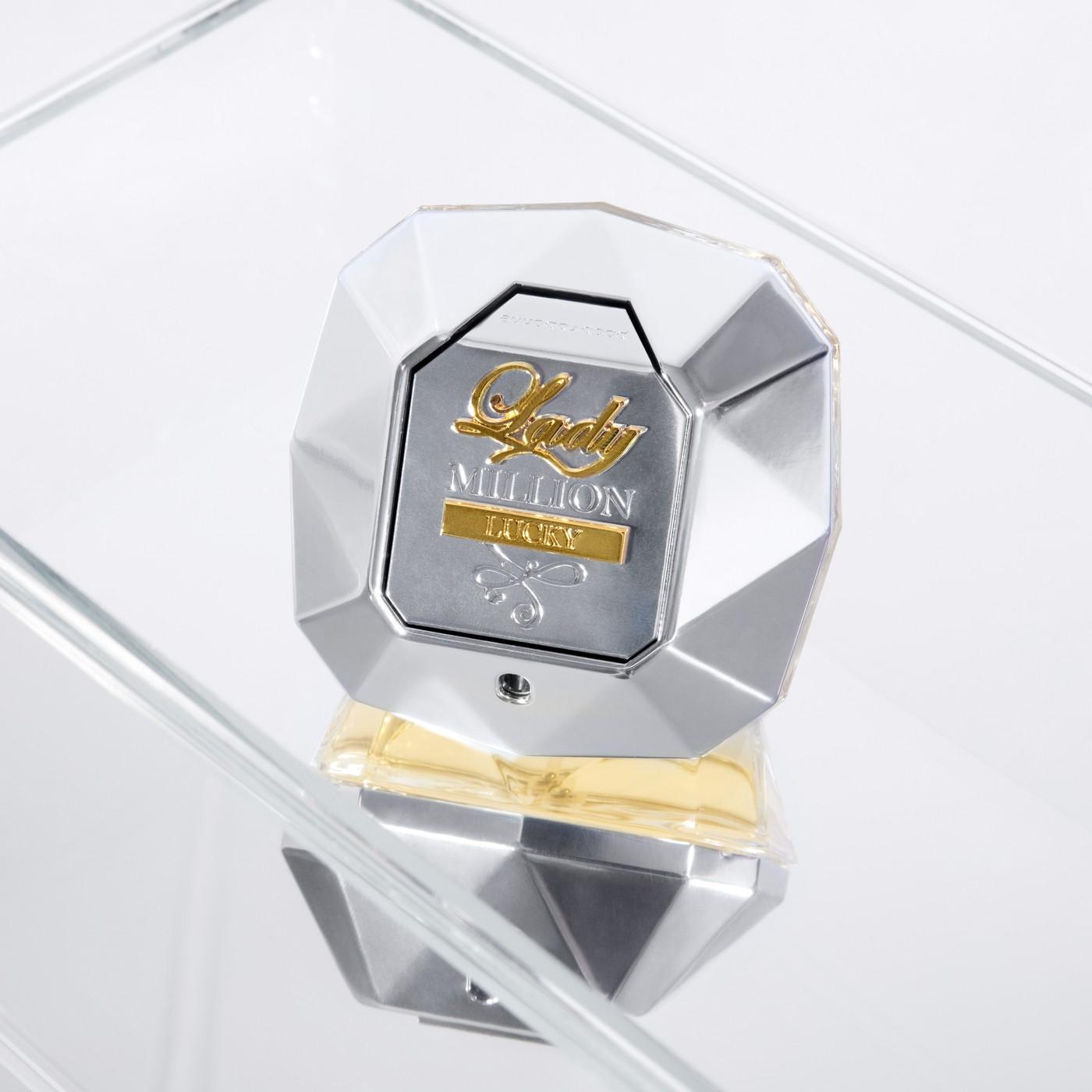 Lady Million Lucky Paco Rabanne - Perfume feminino Eau de Parfum 30ml