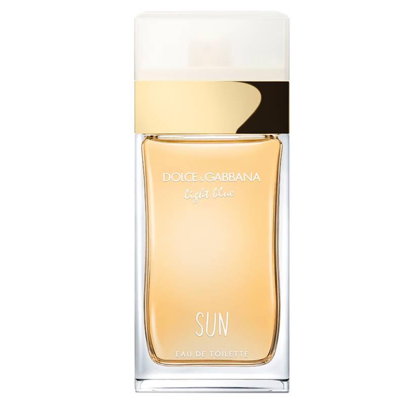 Light Blue Sun Dolce & Gabbana - Perfume Feminino Eau de Toilette 100ml