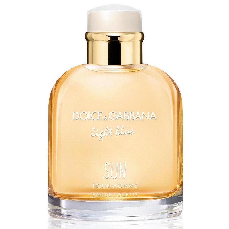 Light Blue Sun Dolce & Gabbana - Perfume Masculino Eau de Toilette 125ml