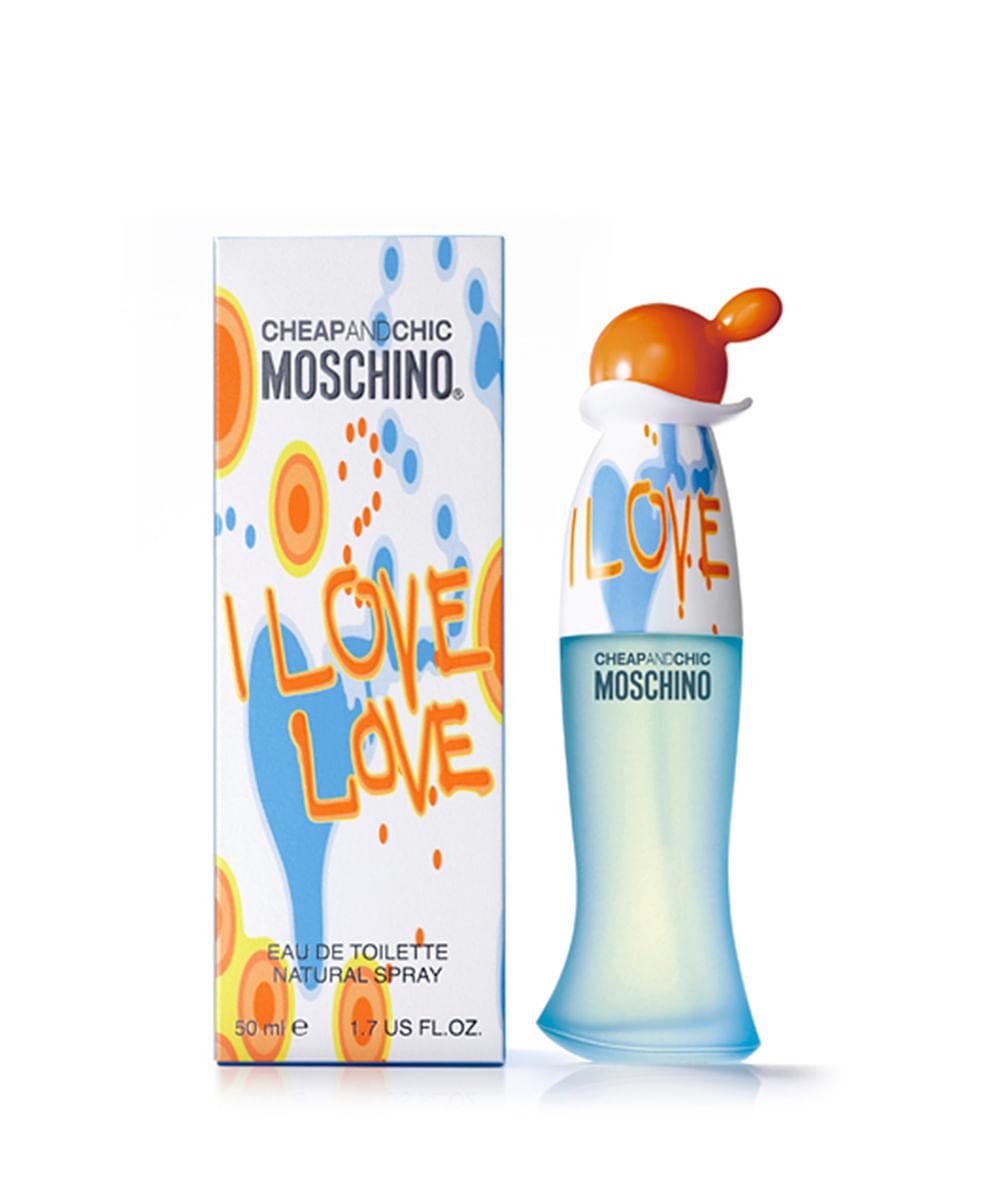 Love Love Moschino Edt 30ml + Acqua di Gioia Feminino edp 30ml