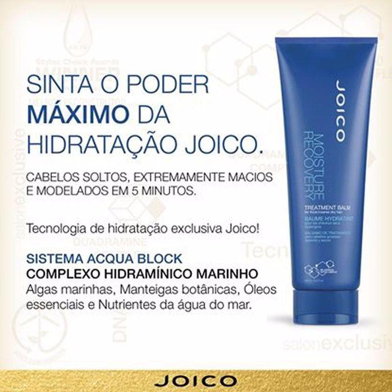 Máscara Joico Moisture Recovery Treatment Balm 250 ml