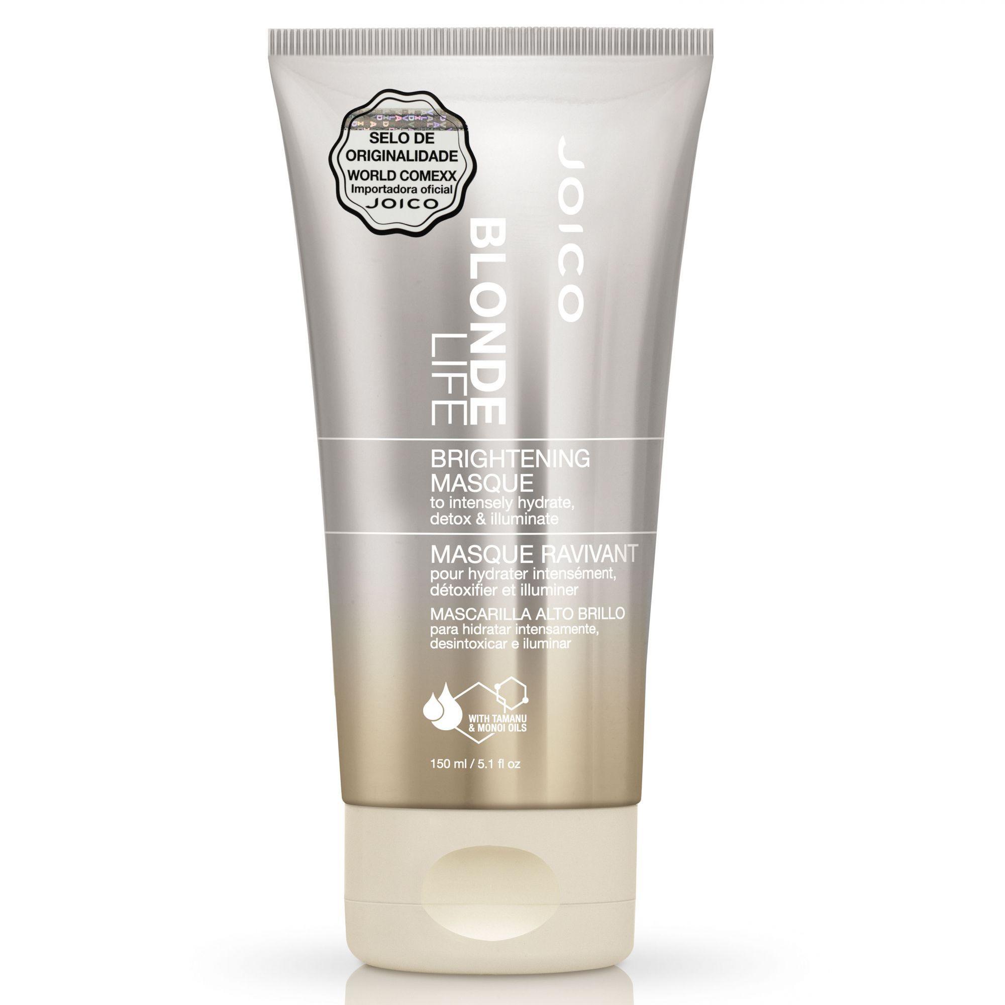 Máscara Blonde Life para Iluminação e Hidratação Joico - 150ml