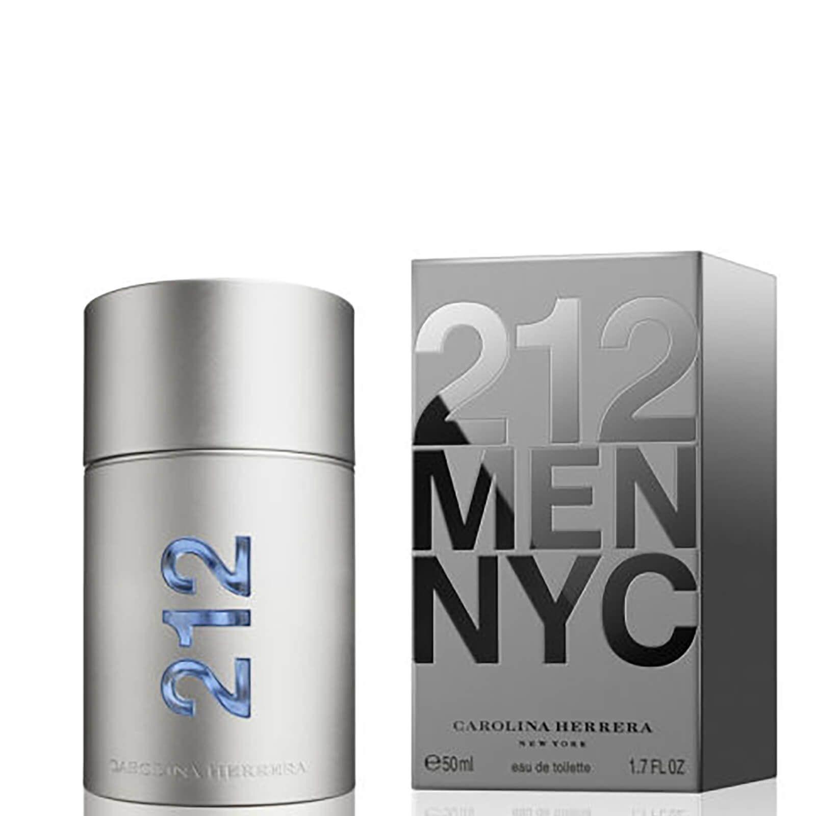 Perfume 212 NYC Men Carolina Herrera Eau de Toilette 200ml