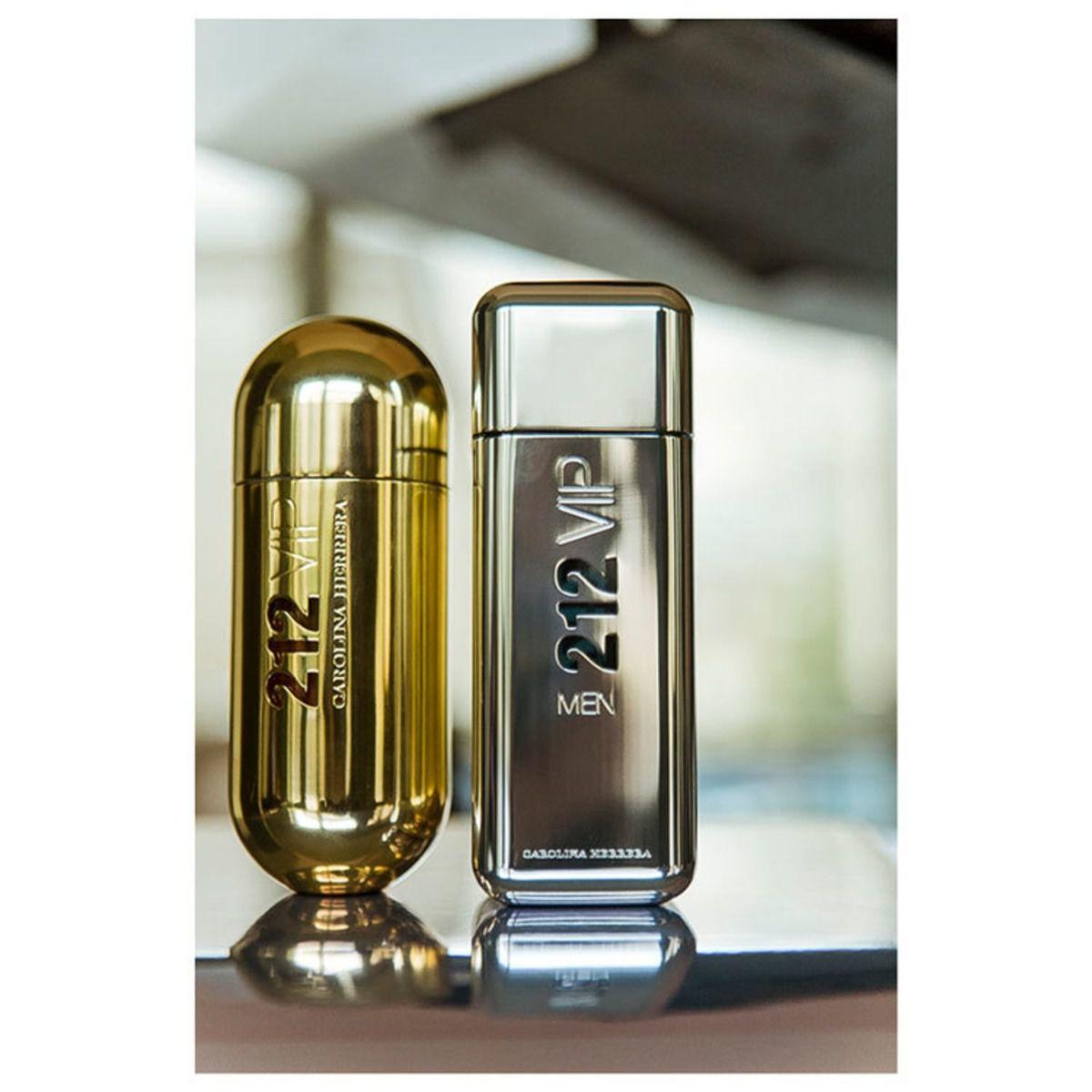 Perfume 212 VIP Men Carolina Herrera Eau de Toilette - Masculino 200ml