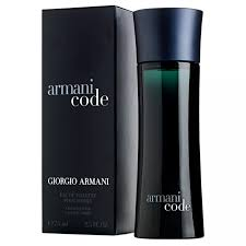 PERFUME ARMANI CODE MASCULINO EAU DE TOILETTE 50ML