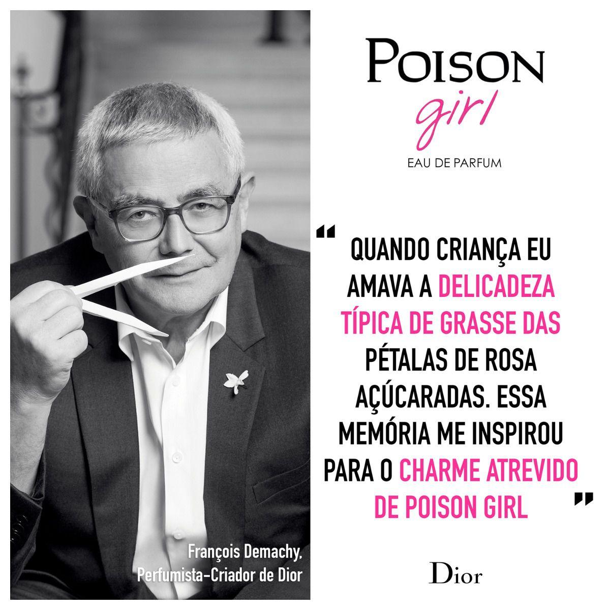 Poison Girl Dior - Perfume Feminino Eau de Toilette 30ml