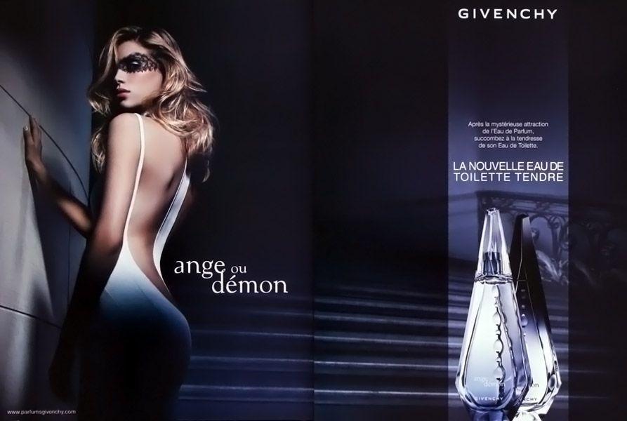 Perfume Feminino Ange Ou Démon Givenchy Eau De Parfum 50ml