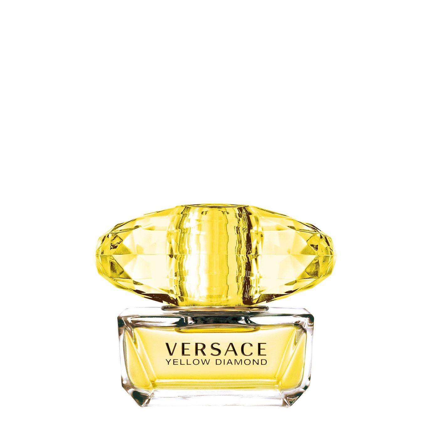 Perfume Feminino Versace Yellow Diamond Edt 90 Ml.