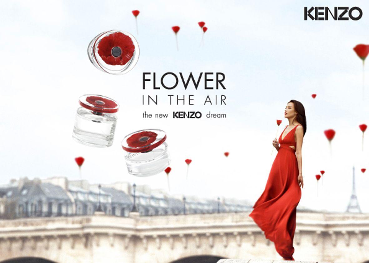 Perfume Faower By Kenzo Eau De Parfum Kenzo - Perfume Feminino 50ml