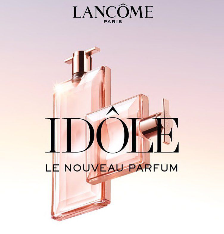 Idôle Lancôme - Perfume Feminino Eau de Parfum 25ml
