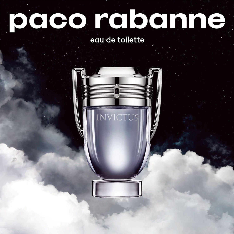 Invictus Paco Rabanne - Perfume Eau de Toilette Masculino 50ml