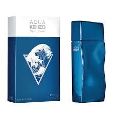 Perfume Kenzo Aqua Pour Homme Eau de Toilette 50ml