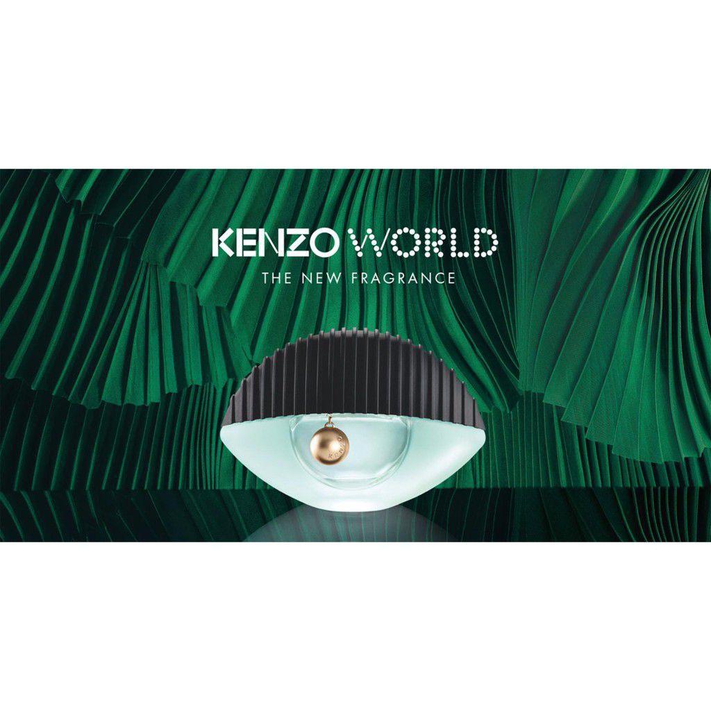 Kenzo World - Perfume Feminino Eau de Parfum 30ml